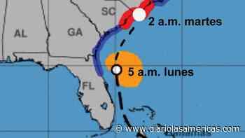 Huracán Isaías sigue su curso hacia el estrecho entre Bahamas y Florida - Diario LAs Americas
