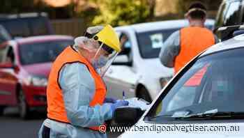 Bendigo active coronavirus cases drop by three - Bendigo Advertiser