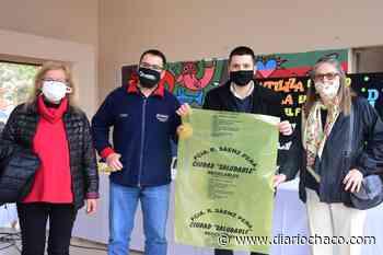 La Municipalidad de Sáenz Peña informó sobre la recolección diferenciada y presentó el trabajo de recupero del espacio público - Diario Chaco