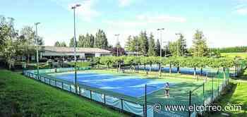 Medio siglo de tenis y más en la Peña Vitoriana - El Correo
