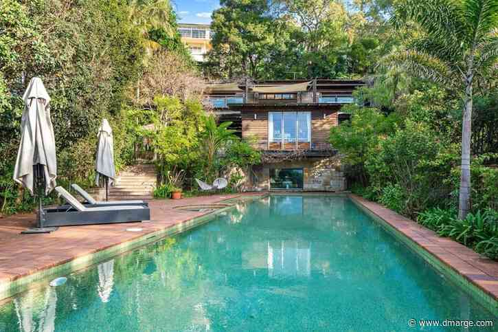Exclusive 'Musician's Mansion' Listed In Sydney Is A Creative's Dream Home