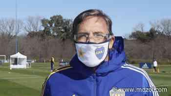 Las palabras de Miguel Ángel Russo que calaron hondo en el plantel de Boca en el primer día de entrenamientos - MDZ Online