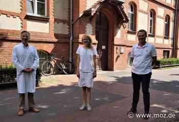 Medizin: Ein Jahr gibt es das Adipositaszentrum Neuruppin - Märkische Onlinezeitung