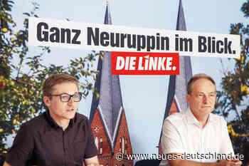 Anwalt der Einwohner - neues deutschland - Sozialistische Tageszeitung