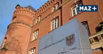 46-Jähriger steht wegen Vergewaltigung vor dem Landgericht Neuruppin. - Märkische Allgemeine Zeitung