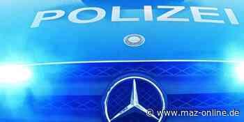 Neuruppin: Jugendliche drohen mit handgranatenähnlichem Gegenstand - Märkische Allgemeine Zeitung