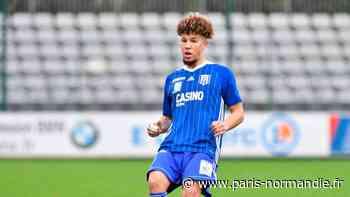 Footbal : ancien attaquant de Oissel et de Dieppe, Geoffray Durbant va évoluer en N1 - Paris-Normandie