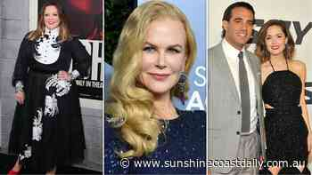The Hollywood big shots joining Nicole Kidman in Byron Bay - Sunshine Coast Daily
