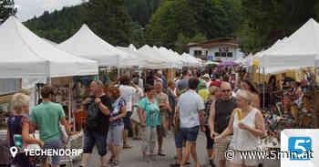 Kommendes Wochenende: Kunsthandwerksmarkt am Weissensee - 5 Minuten