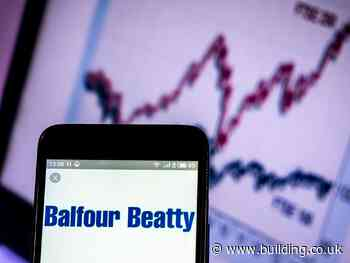 Covid sends Balfour Beatty into the red for first time in four years