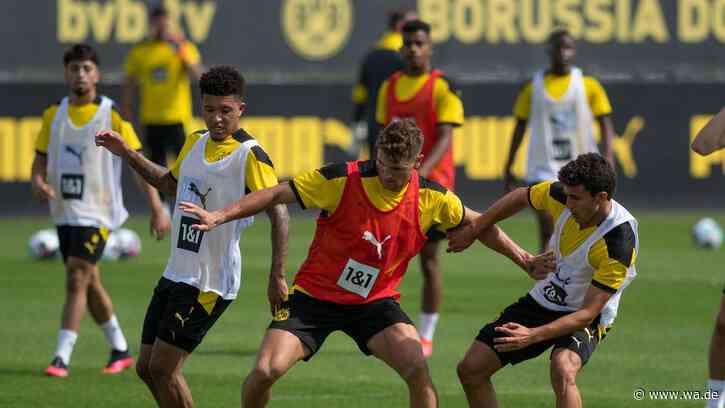 BVB heute: Testspiel Borussia Dortmund - Altach live im TV, Stream (kostenlos) - wa.de