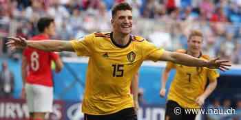 Thomas Meunier von Borussia Dortmund zeigt sein Können - Nau.ch
