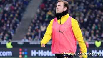 Borussia Dortmund: Ex-Berater verrät – SIE fragten bei Mario Götze an - Der Westen