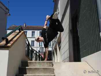 Melun. Benjy FK, du breakdance au rap - actu.fr