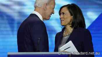 Biden picks Kamala Harris as running mate - Warrnambool Standard