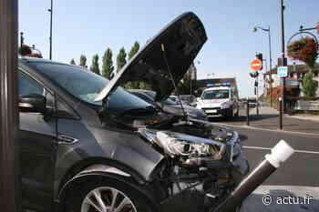 Melun. Un accident en centre-ville perturbe la circulation - actu.fr