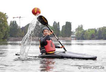 Kanu-Polo: Ein wildes Spiel in Booten- NÜRTINGER ZEITUNG - Nürtinger Zeitung