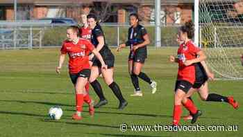 Ulverstone secured a draw against Clarence in the Women's Super League - The Advocate
