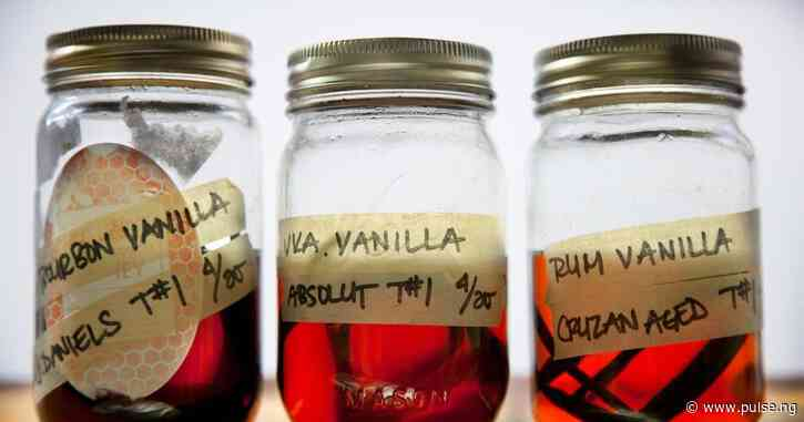 Which spirit is best to make homemade vanilla extract?
