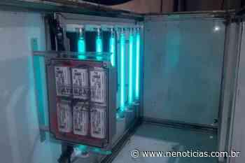 UFS cria equipamento de desinfecção para ar-condicionado com luz ultravioleta - NE Notícias