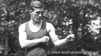 When Ted Broadribb knocked the great Georges Carpentier silly