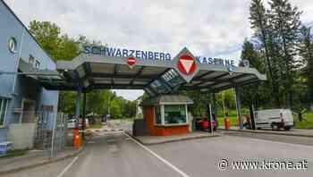 Schwarzenberg-Kaserne: Tests laufen auf Hochtouren - Krone.at