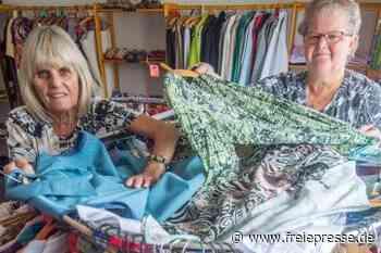 Krise beschert Kleiderkammern eigene Sorgen - Freie Presse