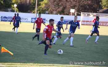 Football : Bergerac a su réagir à Balma - Sud Ouest