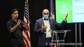 Secretario de Educación envía mensaje al pueblo - Telemundo Puerto Rico