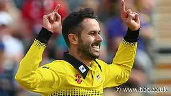 Jack Taylor: Gloucestershire all-rounder named captain for T20 Blast