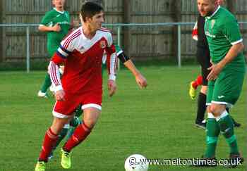 Midfielder admitss Melton Town were well off the pace after Stamford thumping - Melton Times