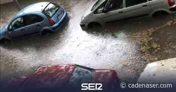 Así ha quedado Córdoba después de las tormentas y la granizada - Cadena SER