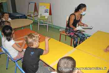 [Millau] Vacances studieuses pour les enfants des centres aérés - Journal de Millau