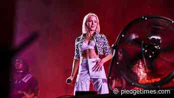 Music SVT: Pop star Zara Larsson's manufacturing faraway from China's Apple music app every week after she criticizes the nation on tv - Pledge Times