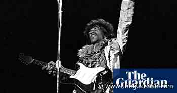 Jimi Hendrix, Monterey Pop 1967: a live performance never bettered - The Guardian