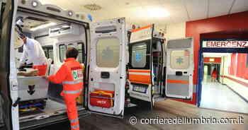 Incidente sul raccordo Perugia-Bettolle, auto si ribalta: ferito portato d'urgenza in ospedale - Corriere dell'Umbria