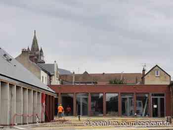 Le préau et le centre ados de Bresles sont achevés - Courrier picard