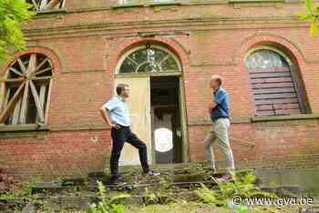 Nieuwe toekomst voor Kalmthoutse synagoge als open erfgoed - Gazet van Antwerpen