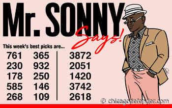 Mr. Sonny Knows 8/12/2020