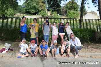 Fin des vacances pour les enfants du centre social de Ham - L'Aisne Nouvelle