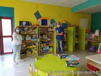 La ludothèque du centre social de Ham s'adapte aux conditions sanitaires - Courrier picard