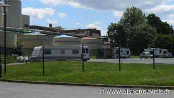 À Ham, l'aire des gens du voyage est fermée définitivement depuis la mi-juillet - L'Aisne Nouvelle