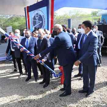 Medina inaugura suministros de agua potable en la Línea Noroeste - El Nuevo Diario (República Dominicana)