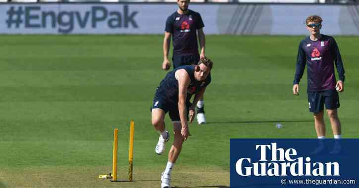 Uncapped Ollie Robinson called up to England squad for Pakistan Test