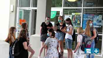Maskenpflicht an Schulen – So läuft es im Altkreis Brilon - Westfalenpost