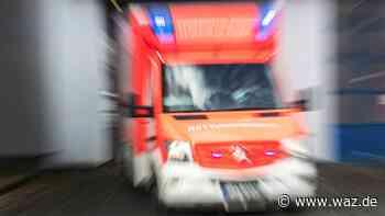 Zwei Verletzte bei Verkehrsunfall in Gelsenkirchen-Feldmark - Westdeutsche Allgemeine Zeitung