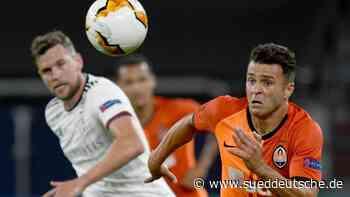 Europa League in NRW: Donezk und Sevilla im Halbfinale - Süddeutsche Zeitung