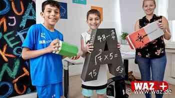 Lernbuddies unterstützten rund 100 Kinder in Gelsenkirchen - WAZ News