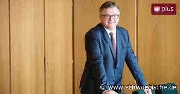 Herr Oberbürgermeister Brand, wie soll es nach Corona mit Friedrichshafen weitergehen? - Schwäbische