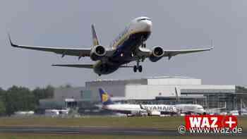 Kann Airport Weeze nach Corona-Krise wieder durchstarten? - WAZ News